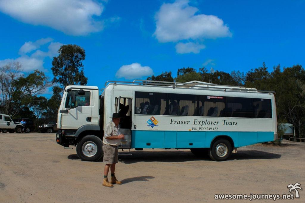 Unser 4WD Bus