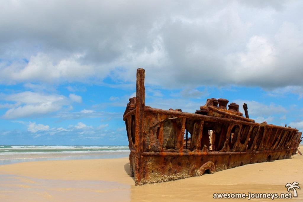 Maheno Schipwreck