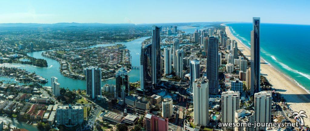 Ausblick vom Q1 auf Gold Coast
