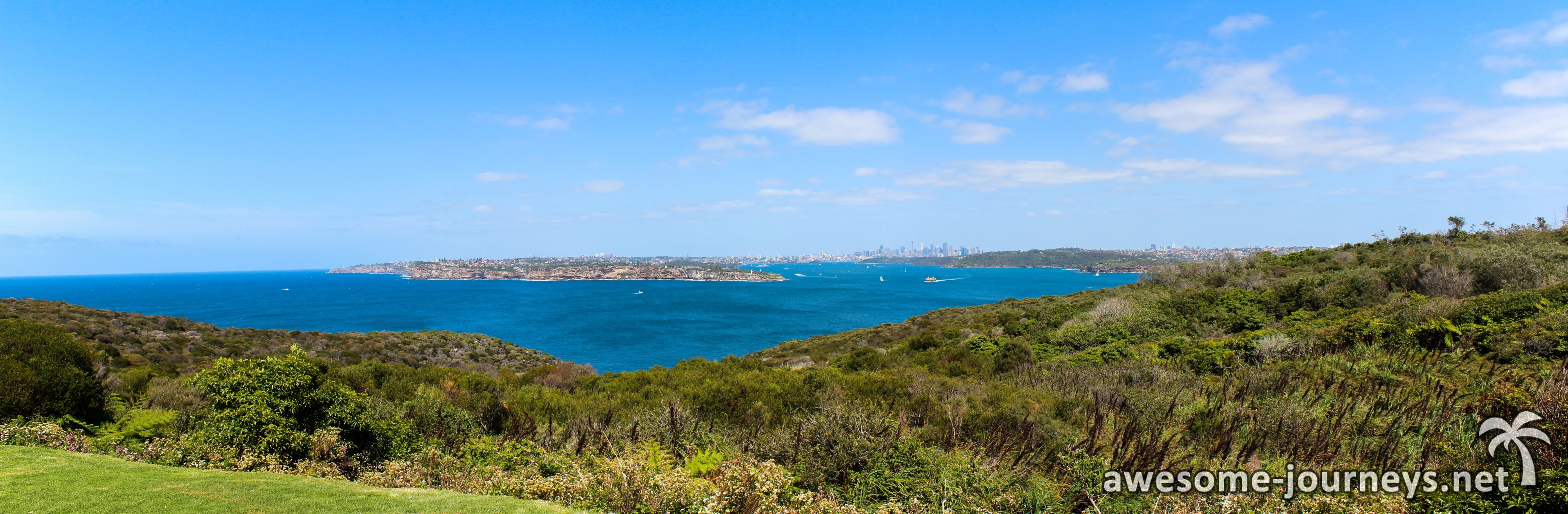 North Head Lookout