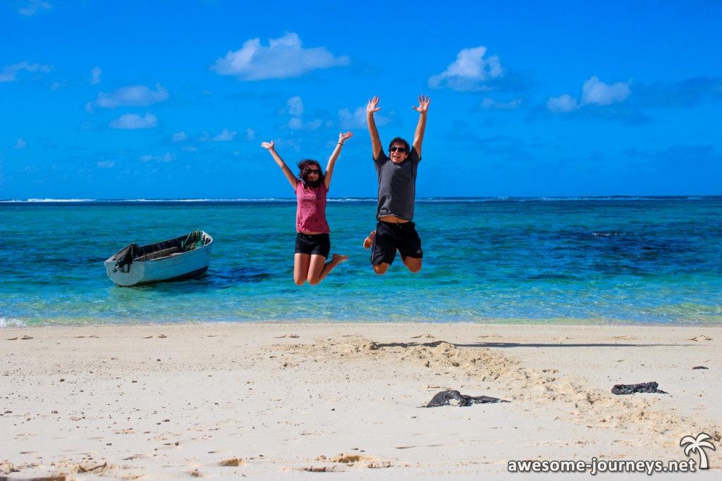 Willkommen auf Mauritius!