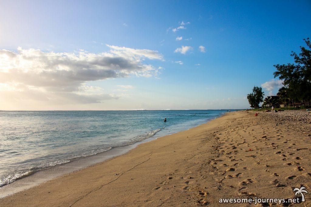 Strand von Le Morne