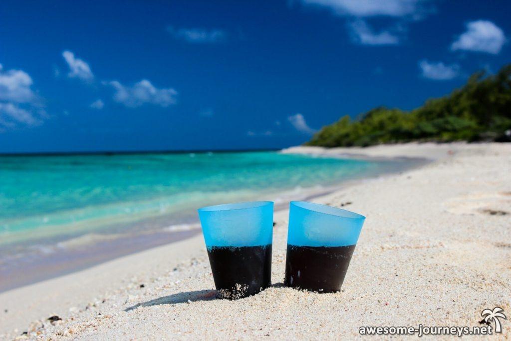 Rum und Strand - was braucht man mehr?