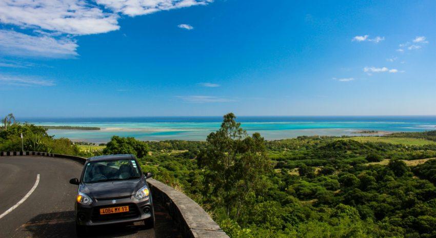 Erkunde Mauritius mit dem Mietwagen!