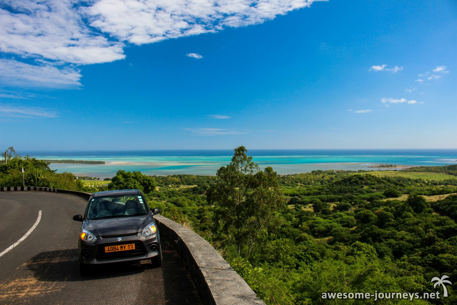 Suzuki Rental Car Belize