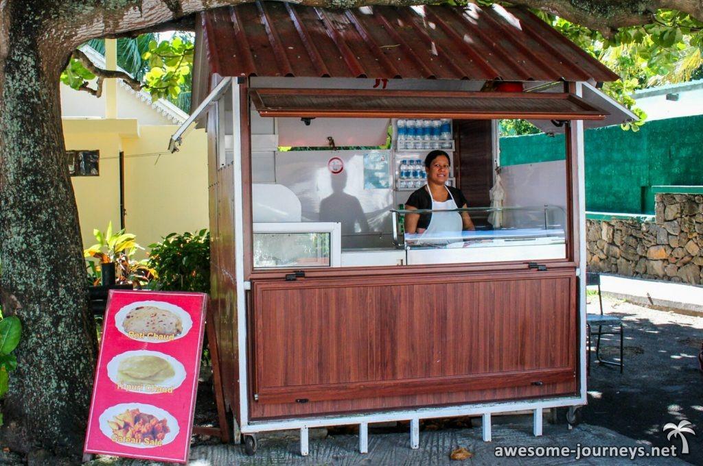 Beste Rotis in Trou aux Biches