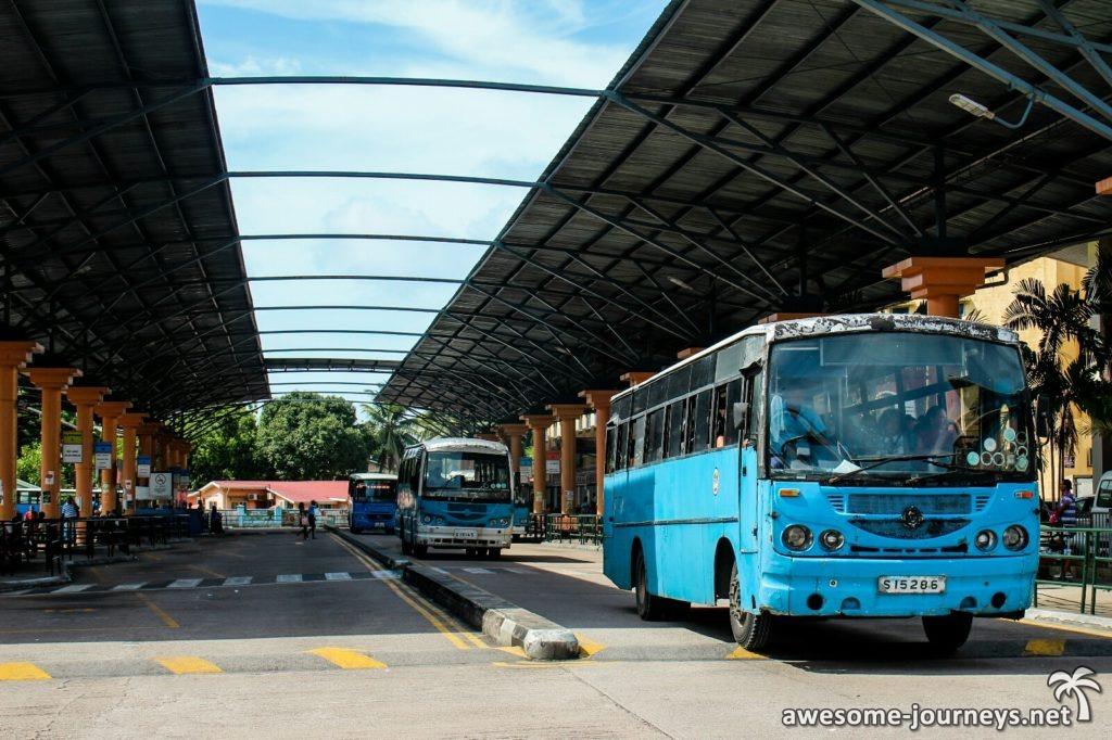 Victoria Busbahnhof