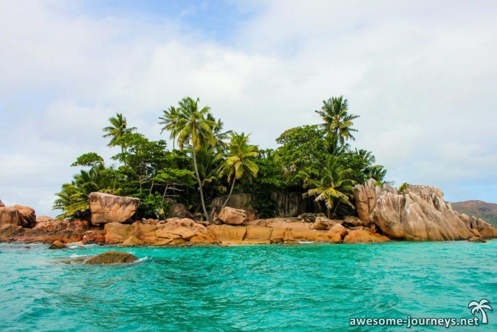 Schnorcheln vor St. Pierre Island