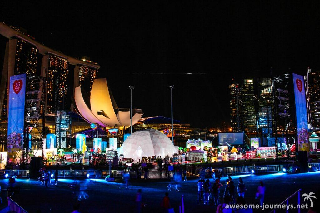 SG50 Heart Map Festival