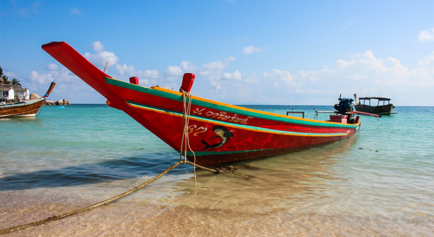 thailand-ko-tao-boot