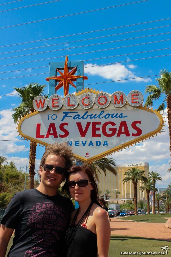 Willkommen in Vegas!