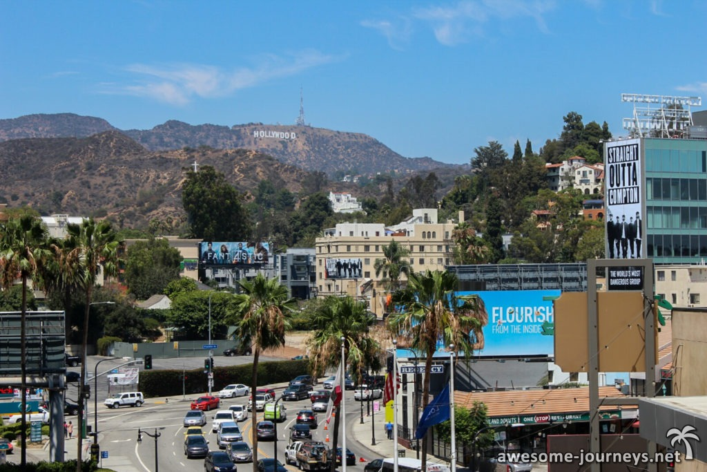 Willkommen in Hollywood!