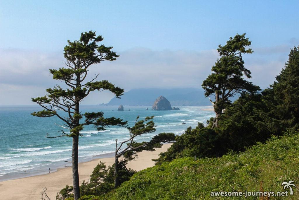 Fahrt entlang des Pacific Coast Highway 101