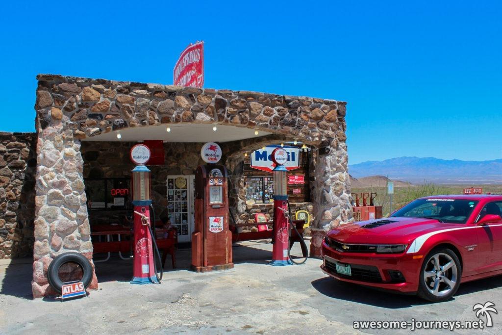 Cool Springs Tankstelle
