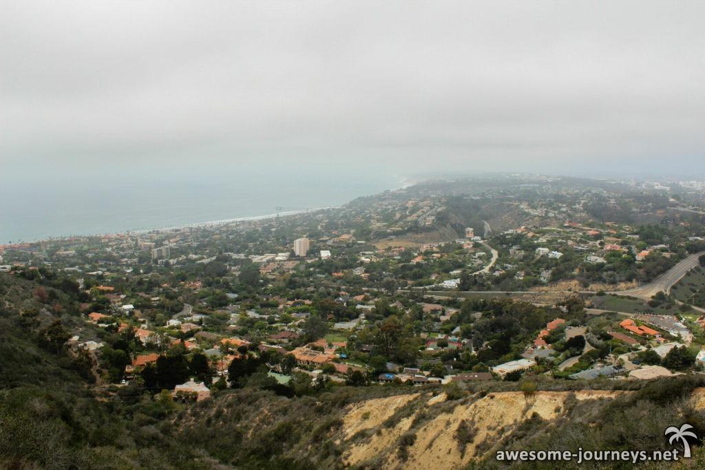 Ausblick vom Mount Soledad