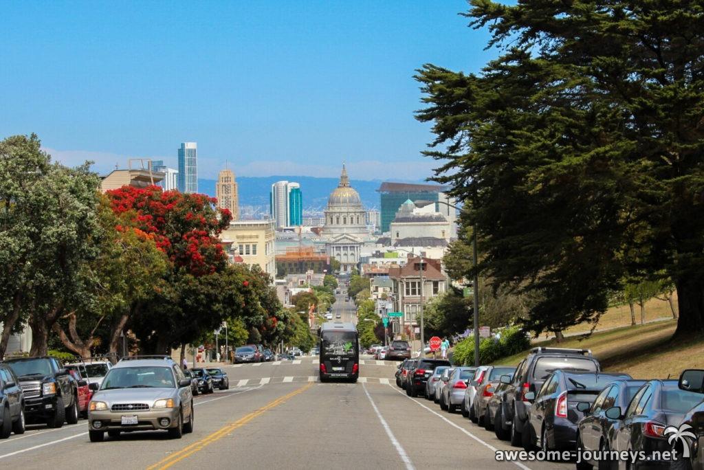 Unterwegs in San Francisco