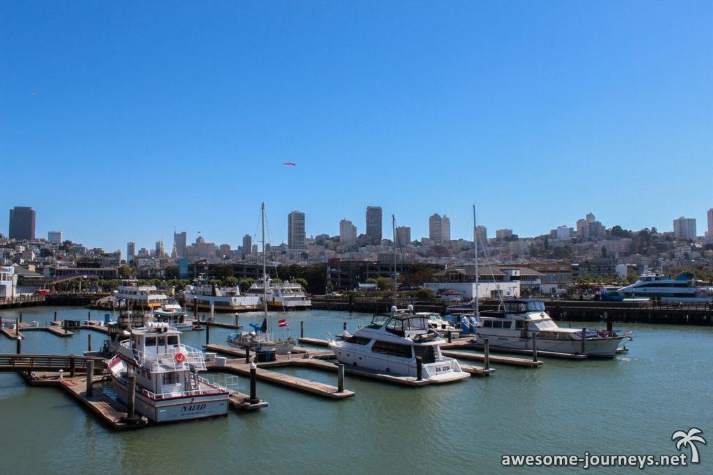 Hafen San Francisco